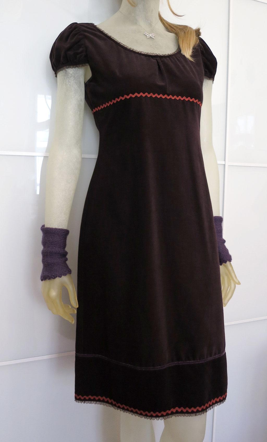 Kleid BIO-Gautzelin aus Bio-Baumwolle, Feincord