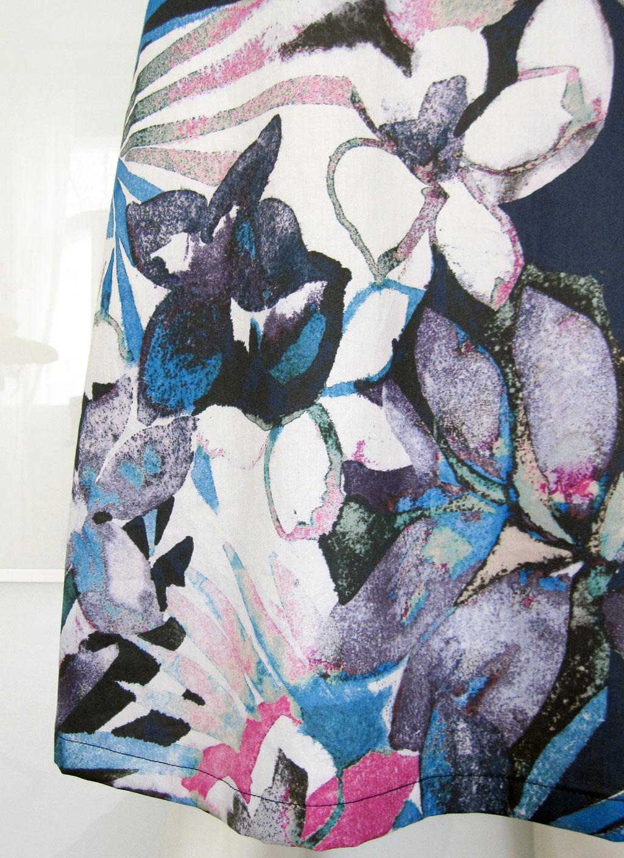 Kleid Geloyra aus Baumwolle