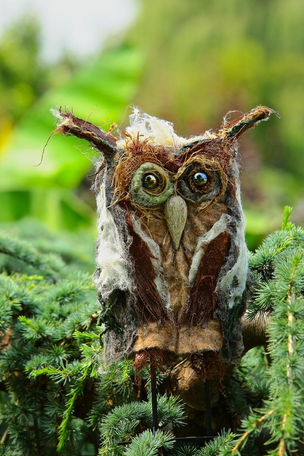 Eyecatcher Owl - Powertex