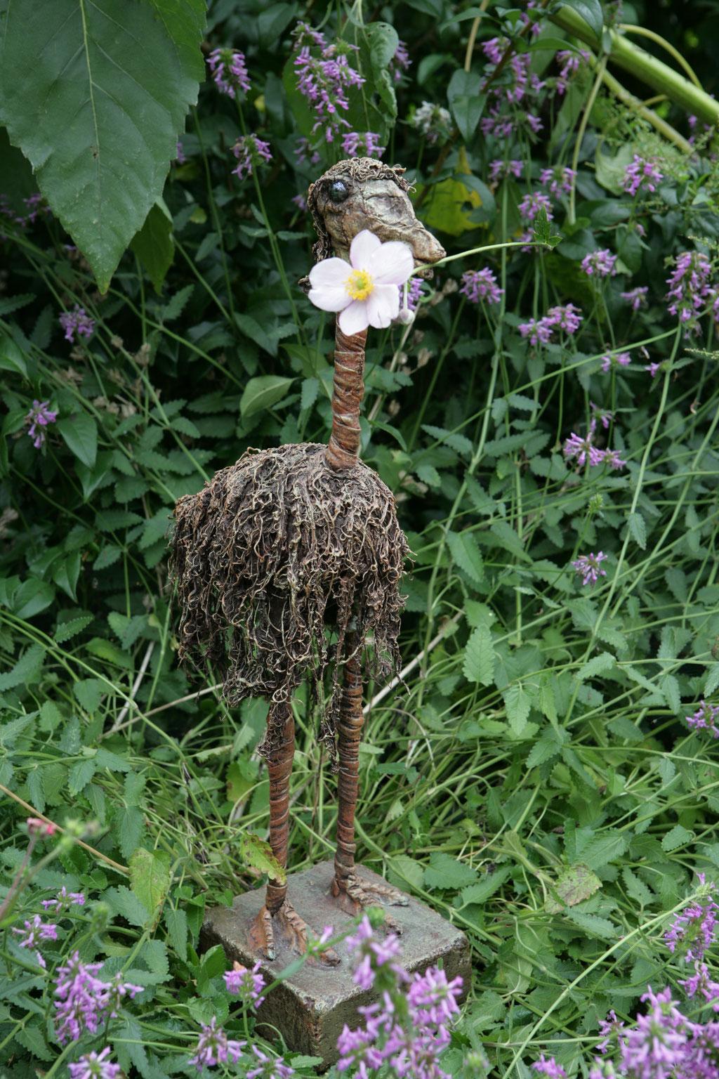 Struisvogel - Powertex