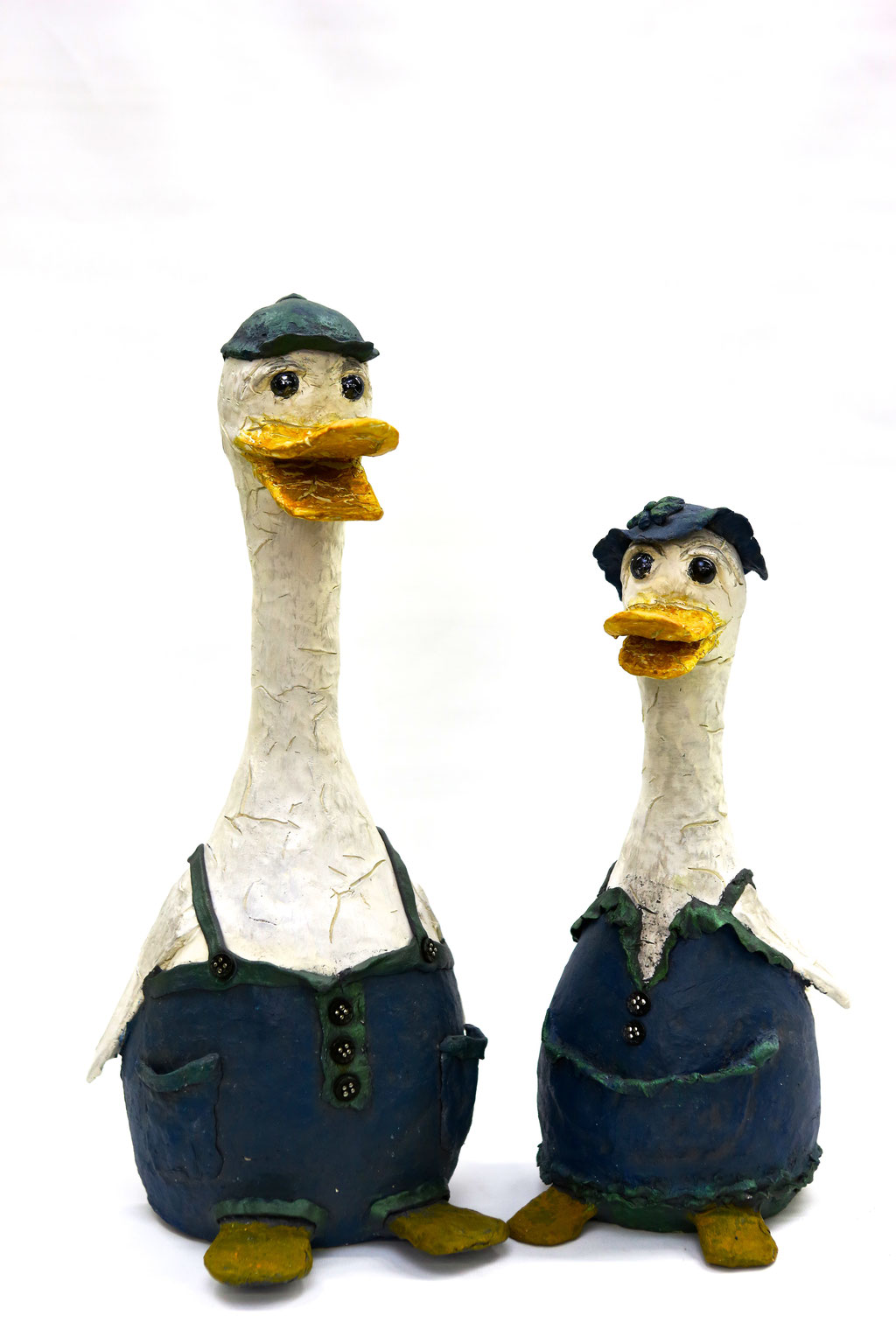 Canards Jack & Jane - Powertex