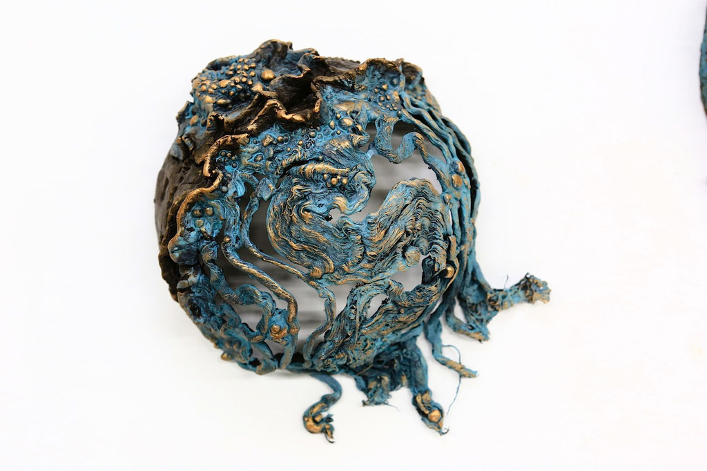 Wall Jellyfish - Powertex