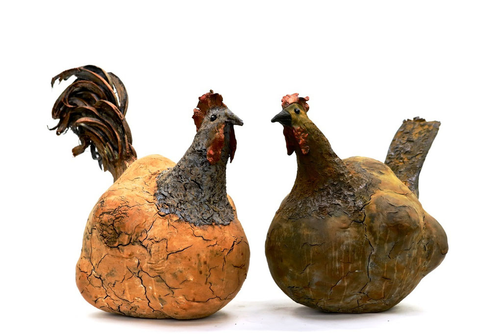 THICK CHICKENS
