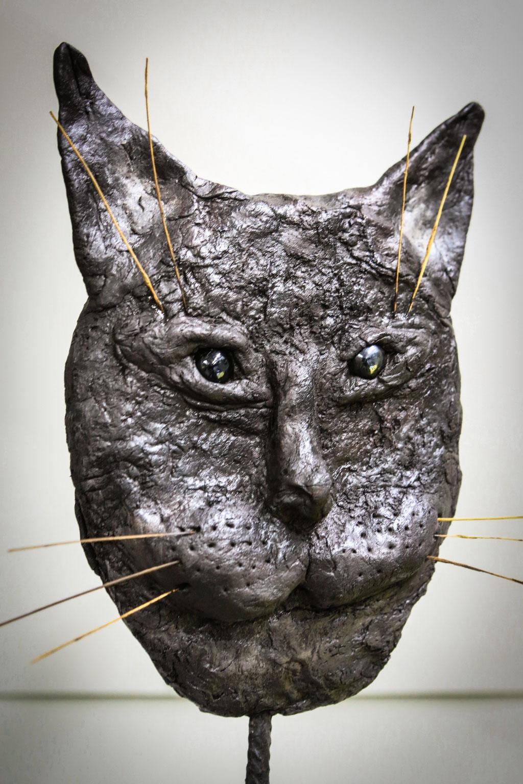 Garden Cats - Powertex