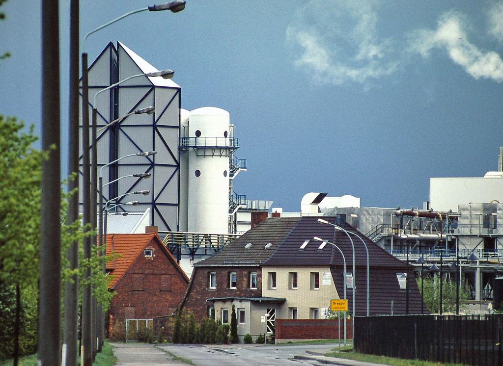 Wirtschaft und Wohnen in Greppin, Deutschland