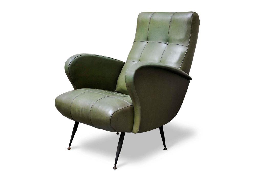 Poltrona vintage anni 60