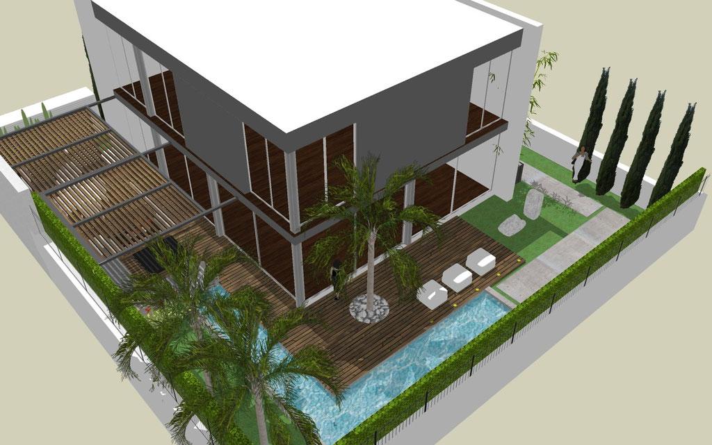 imagen aerea general del proyecto