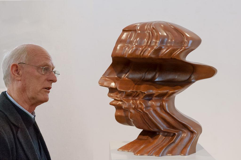 Tony Cragg und Schüler, Bildhauerarbeiten, 21.10._18.11. 2012, Galerie Eichenmüllerhaus, Lemgo