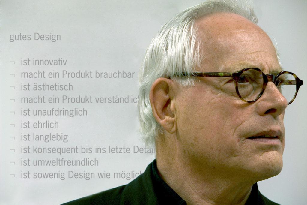 Braun Design — Dieter Rams — weniger aber besser, Sammlung Günter Staeffler, 23.9._29.4. 2005, Zumtobel Lichtforum, Lemgo