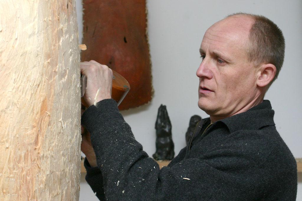 Ernst Thevis, Körper, 16.8._2.11. 2007, Zumtobel Lichtforum, Lemgo