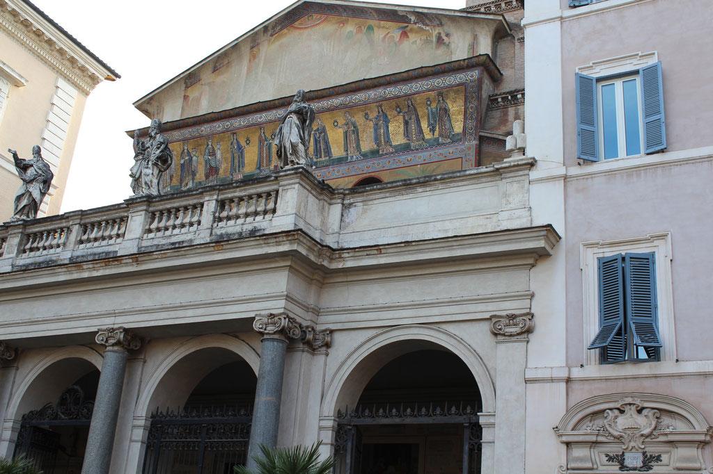 Basilika Santa Maria in Trastevere