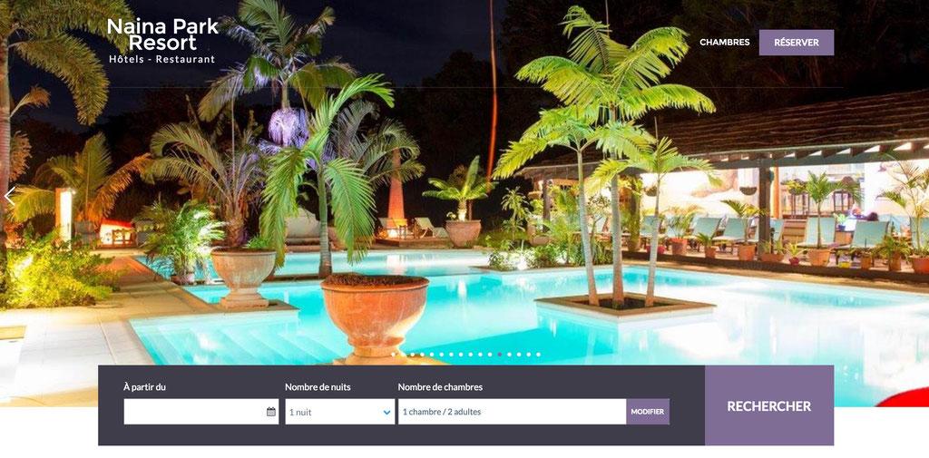 www.nainapark-resort.com