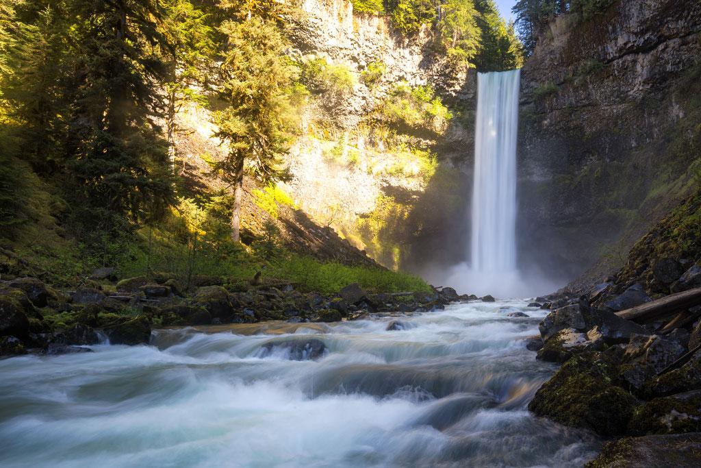 Brandywine Falls near Whistler