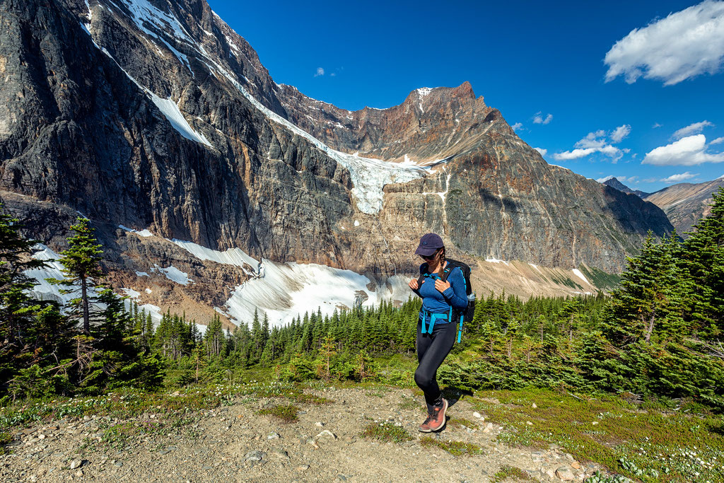 Edith Cavell Meadows. Best hikes in Jasper National Park
