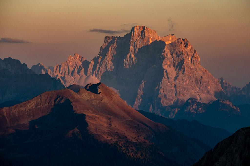 Mount Pelmo