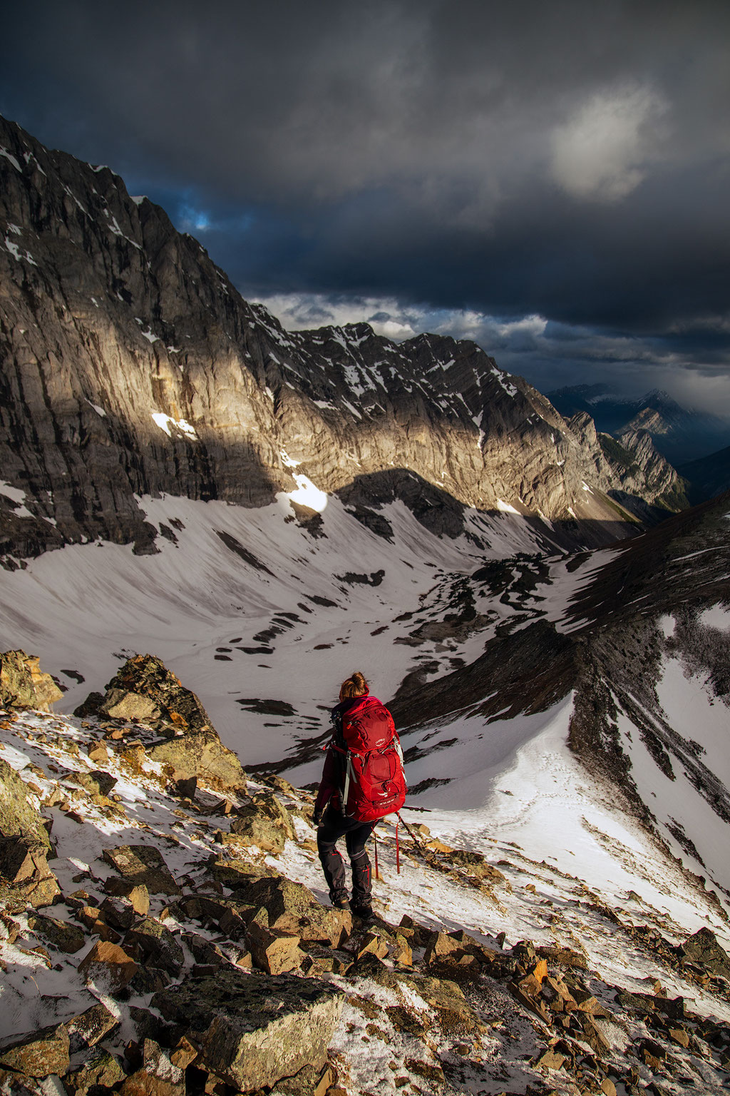 Pocaterra Ridge. Best Hikes Near Canmore and Kananaskis