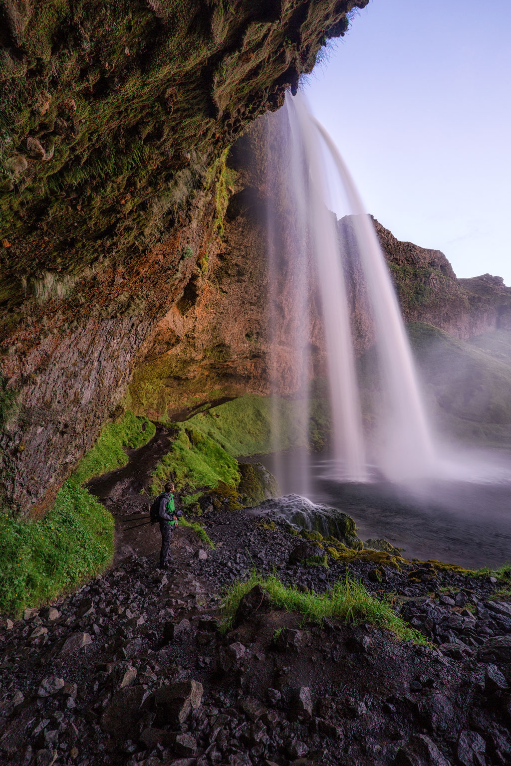 Seljalandsfoss. Iceland Road Trip Guide