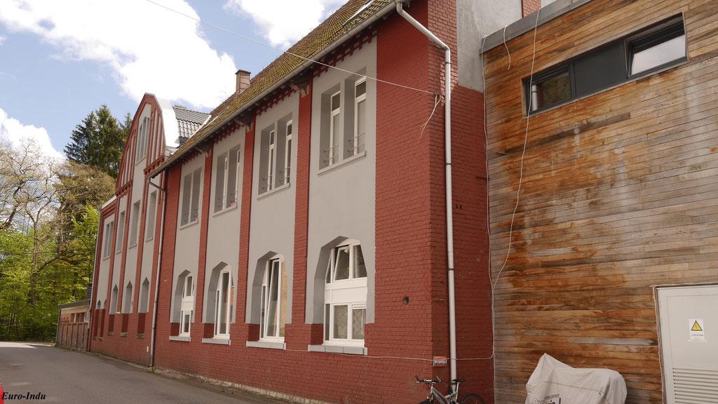 Ehemaliges Kantinengebäude-errichtet 1905