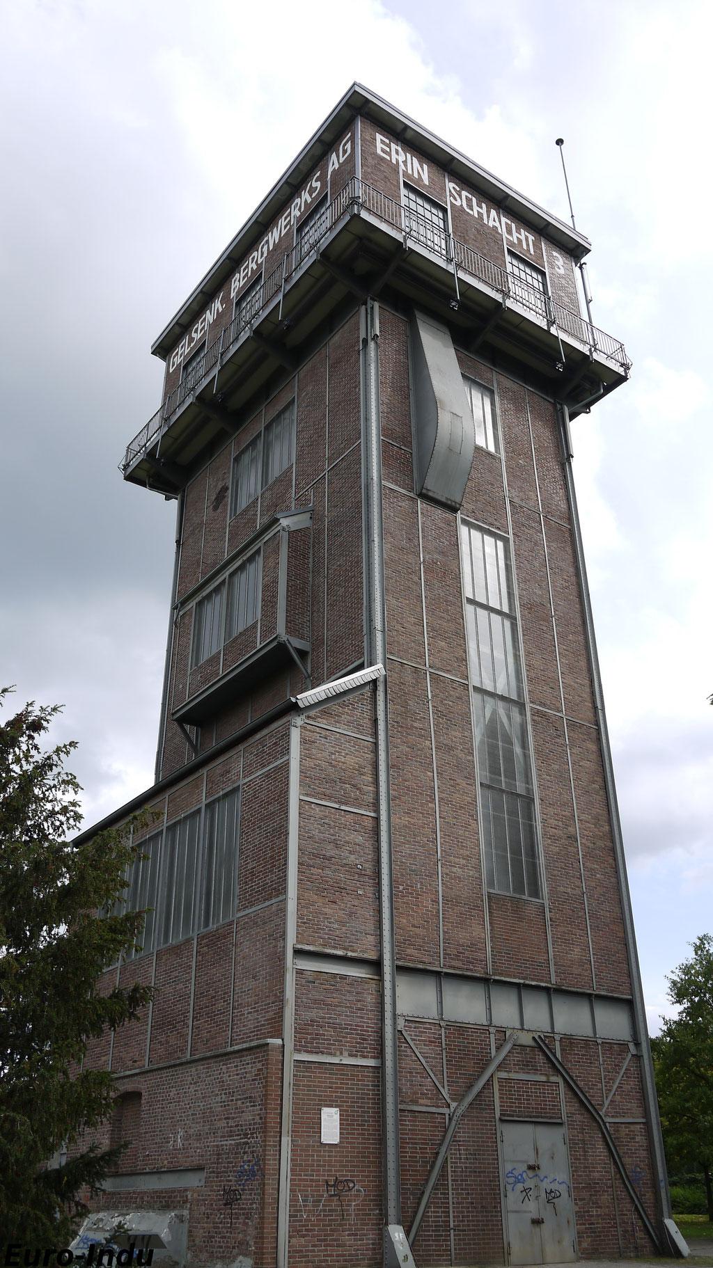 Hammerkopfturm Schacht 3