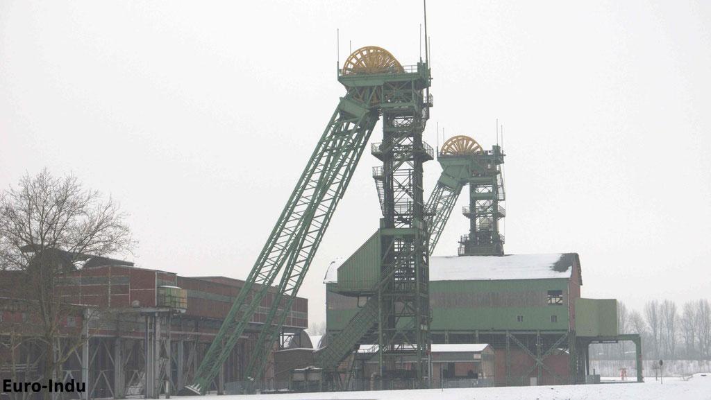 Im Winter 2008