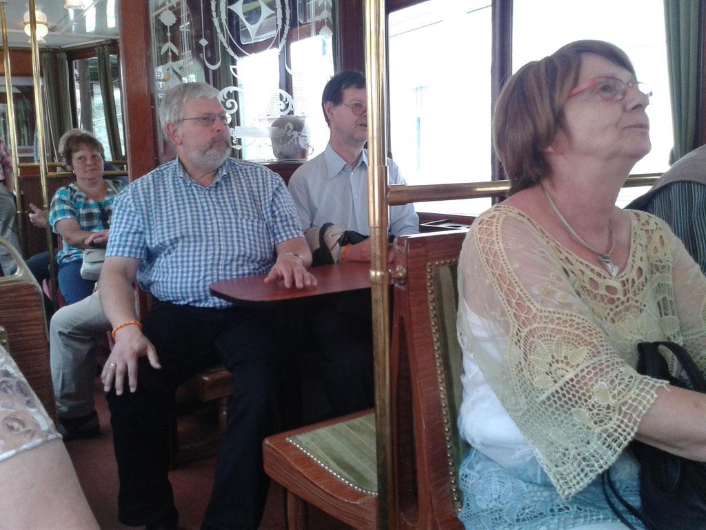 Impressionen aus dem Kaiserwagen