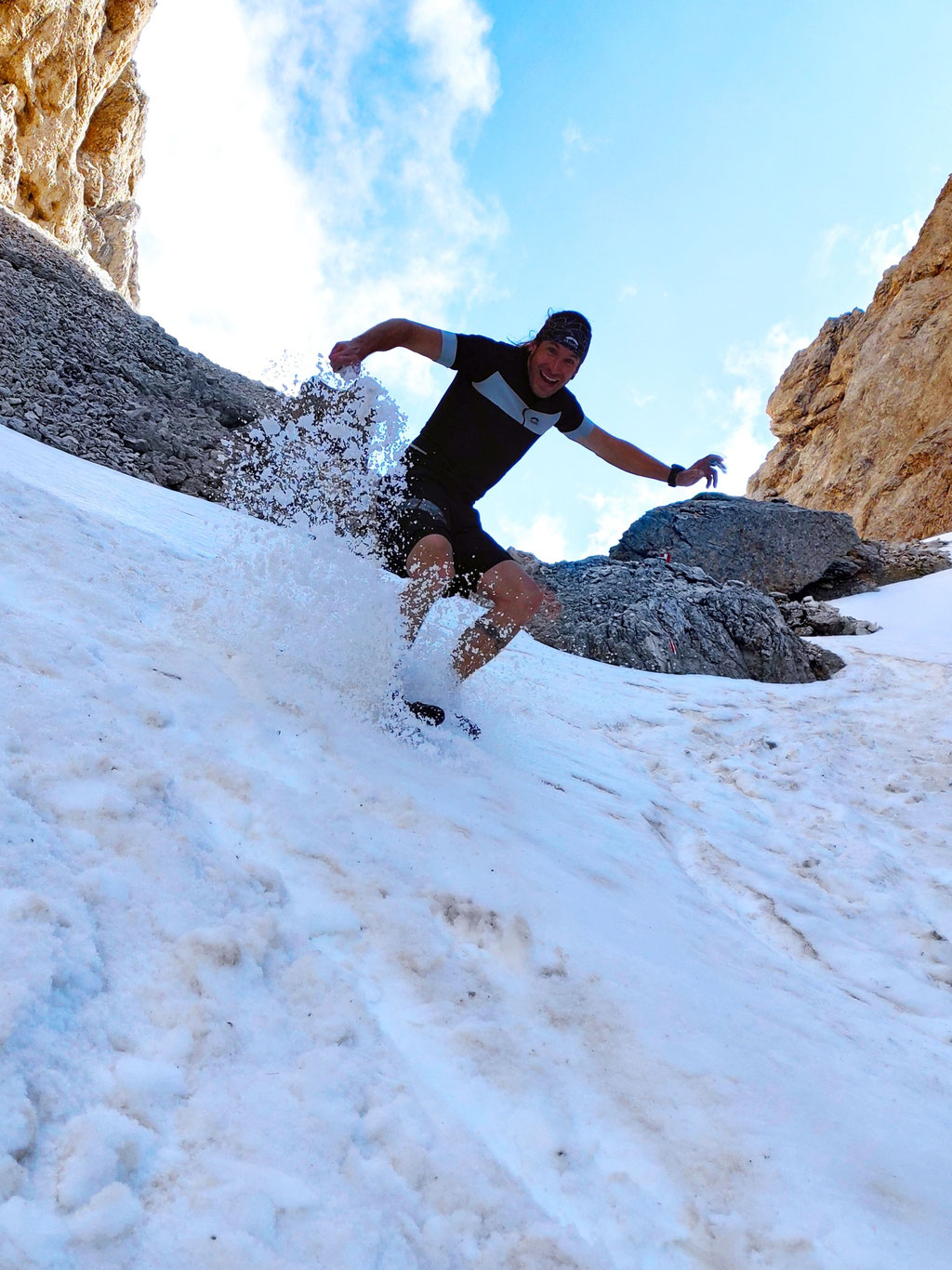 Chamonix Trail Suit von Skinfit im Test - Lord Jens Kramer