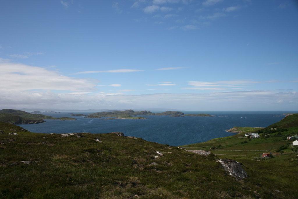 Achiltibuie, Summer Isles