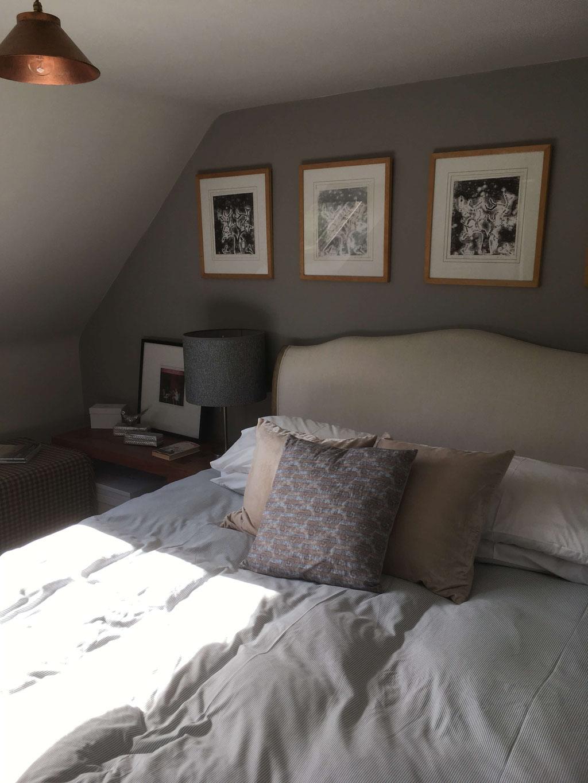 Glenarder Cottage Schlafraum 1