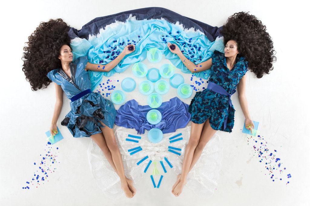 Photograph: Diana Djeddi / Styling: Daniel Dinis / H&M: Melina Johannsen