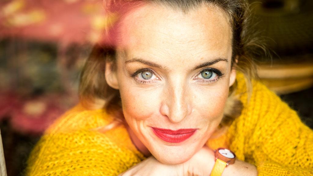 Deborah Müller - Schauspielerin - Künstlerportrait - Frankfurt am Main - Photo by Melina Johannsen
