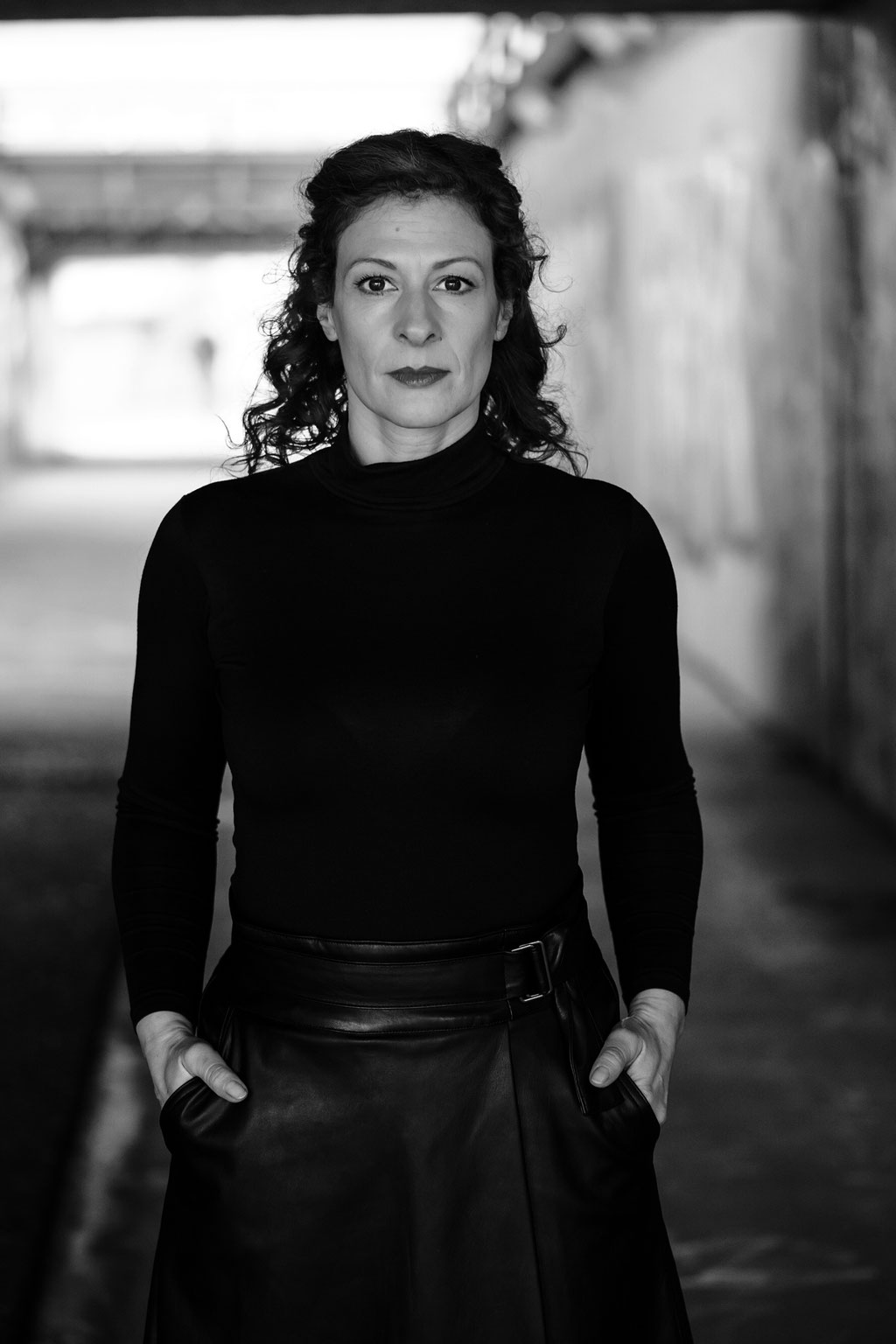 Myriam Tancredi - Schauspieler - Künstlerportrait - Frankfurt am Main - Photo by Melina Johannsen
