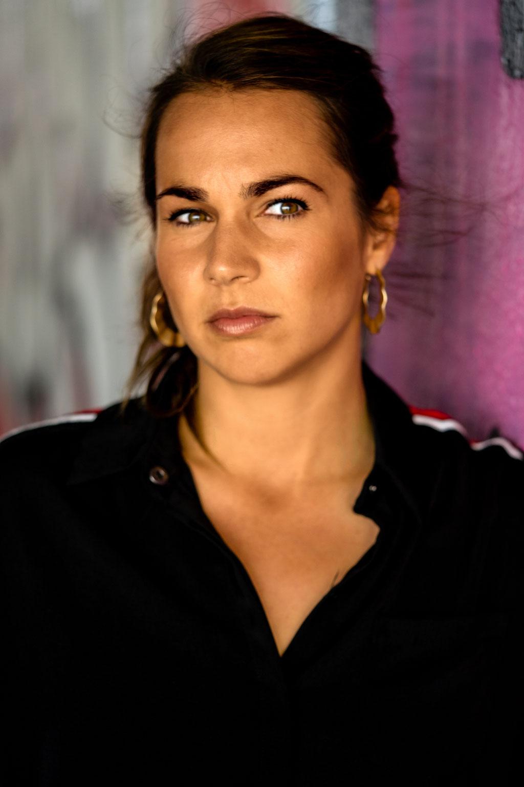 Anaela Dörre - Schauspielerin - Künstlerportrait - Frankfurt am Main - Photo by Melina Johannsen
