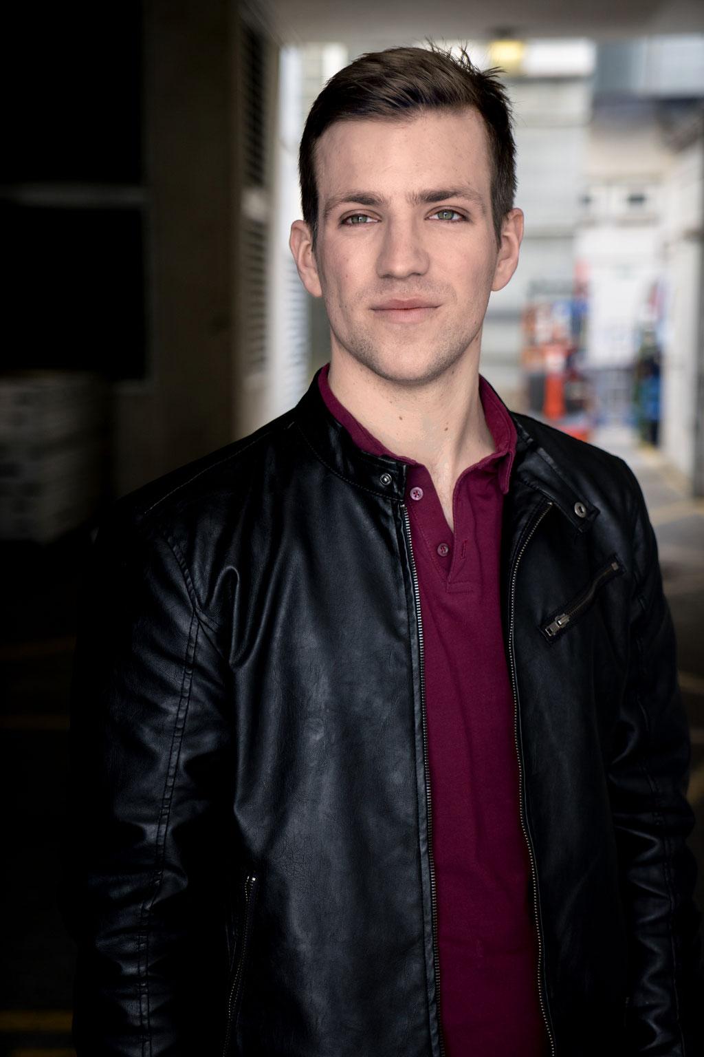Dominic Stewart - Tenor - Photo & Styling by Melina Johannsen