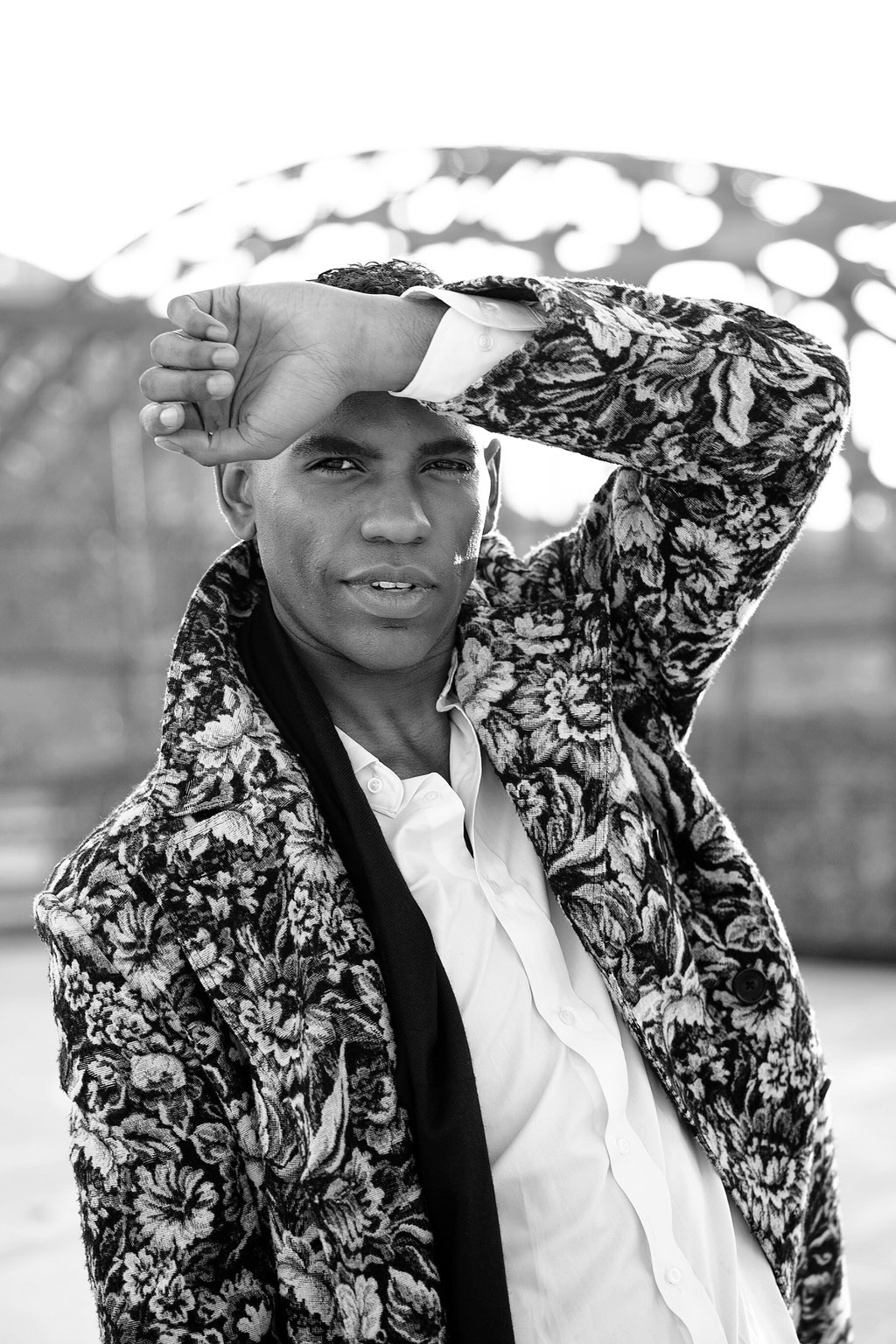 Ray Yusuf - Unternehmer & Fashion Model - Frankfurt am Main - Photo by Melina Johannsen