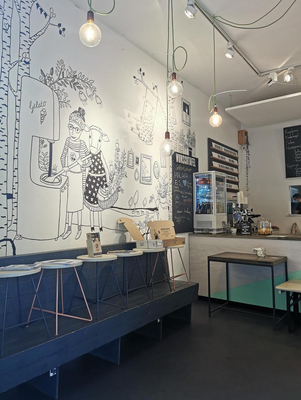 Luicella's Ice Cream St. Georg