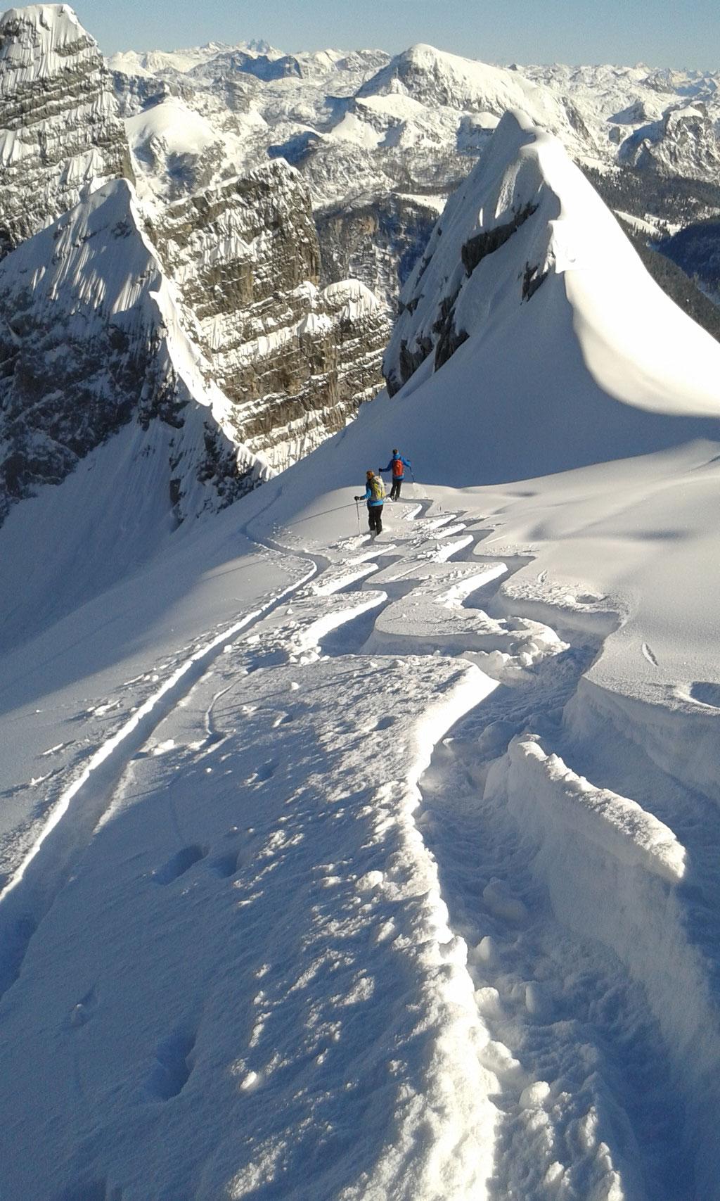 """Im """"Watzmannkar"""", Berchtesgadener Alpen"""