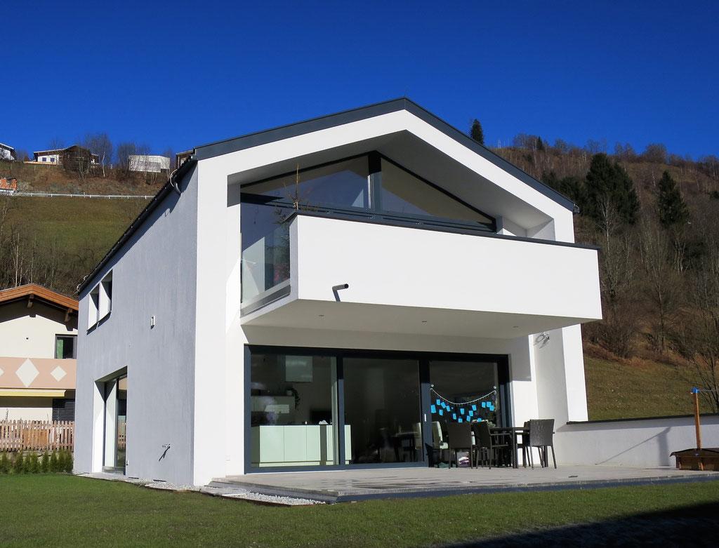 Einfamilienhaus in Niedernsill 2016