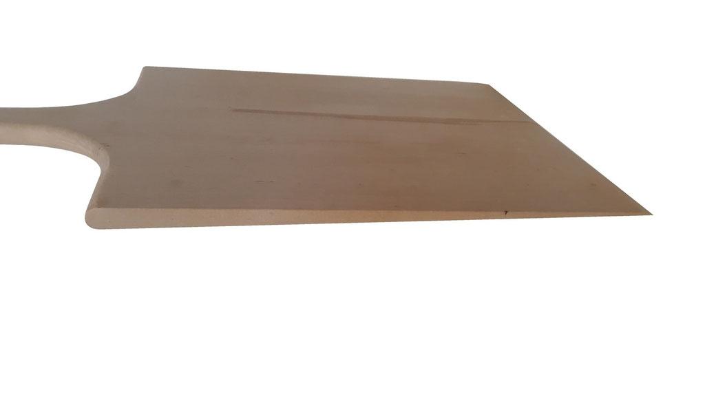 Pizzaschieber aus Massivholz