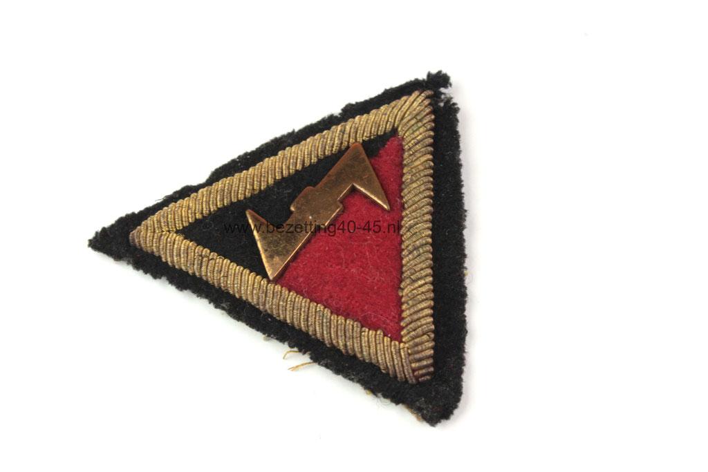 NSB: WA Pet Embleem -  NSB Badge visor cap schirmmütze