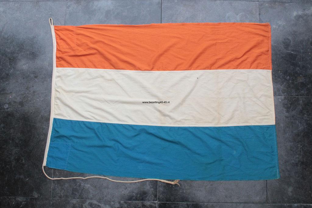 NSB vlag, Oranje Blanje Bleu (Prinsenvlag).