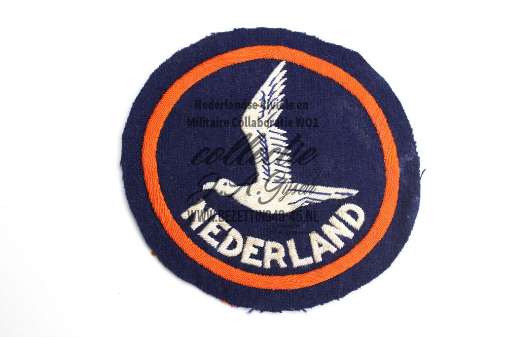 NSB Jeugdstorm Sport Embleem (Badge) Nederland.