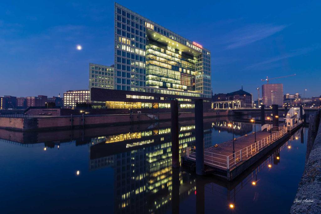 Spiegelgebäude Hamburg