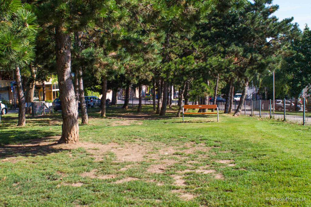 Hundezone Fritjof Nansen Park 1230 Wien