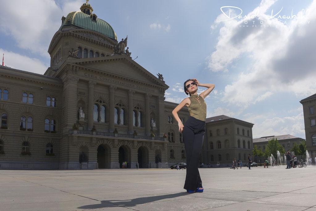 Annalinda - eine italienische Schönheit in Bern