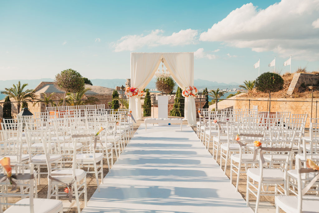 © Lifetime Events Mallorca, 2019, Ceremony Design