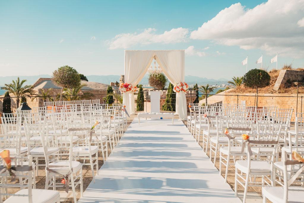 © Lifetime Events Mallorca, 2019, Ceremony Design