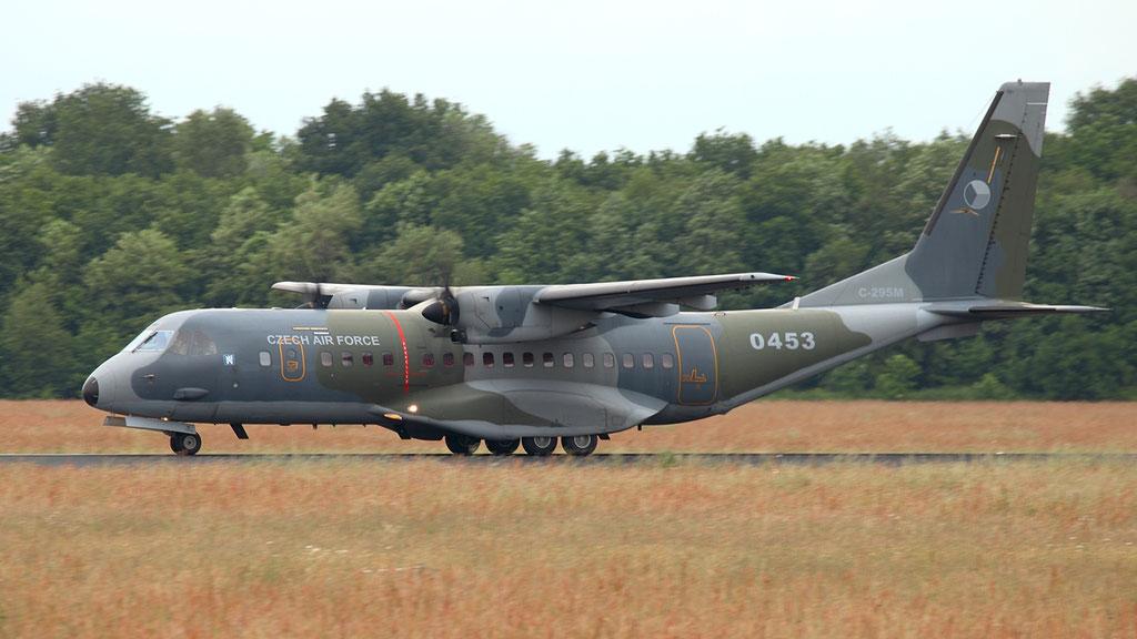 0453 Czech Air Force CASA C-295M