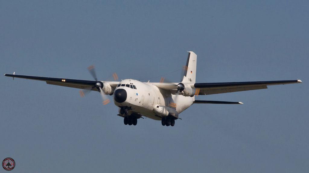 "50+48 German Air Force C-160D Transall special cs ""white"""