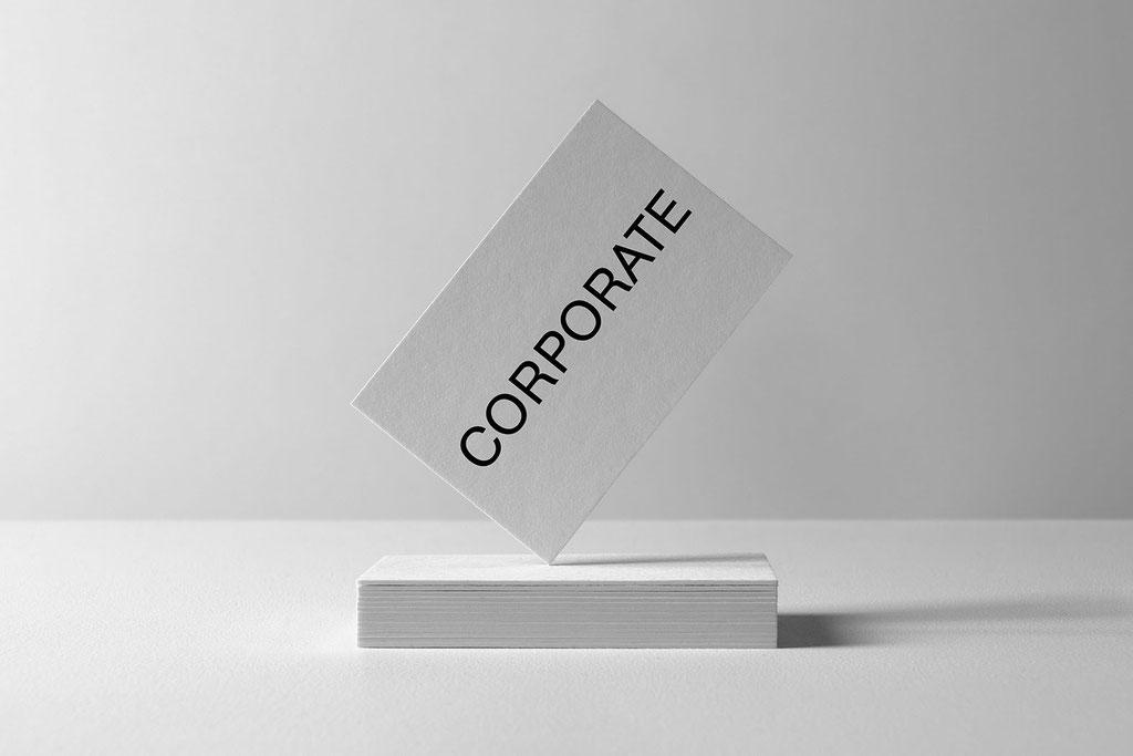 Portfolio Corporate Design
