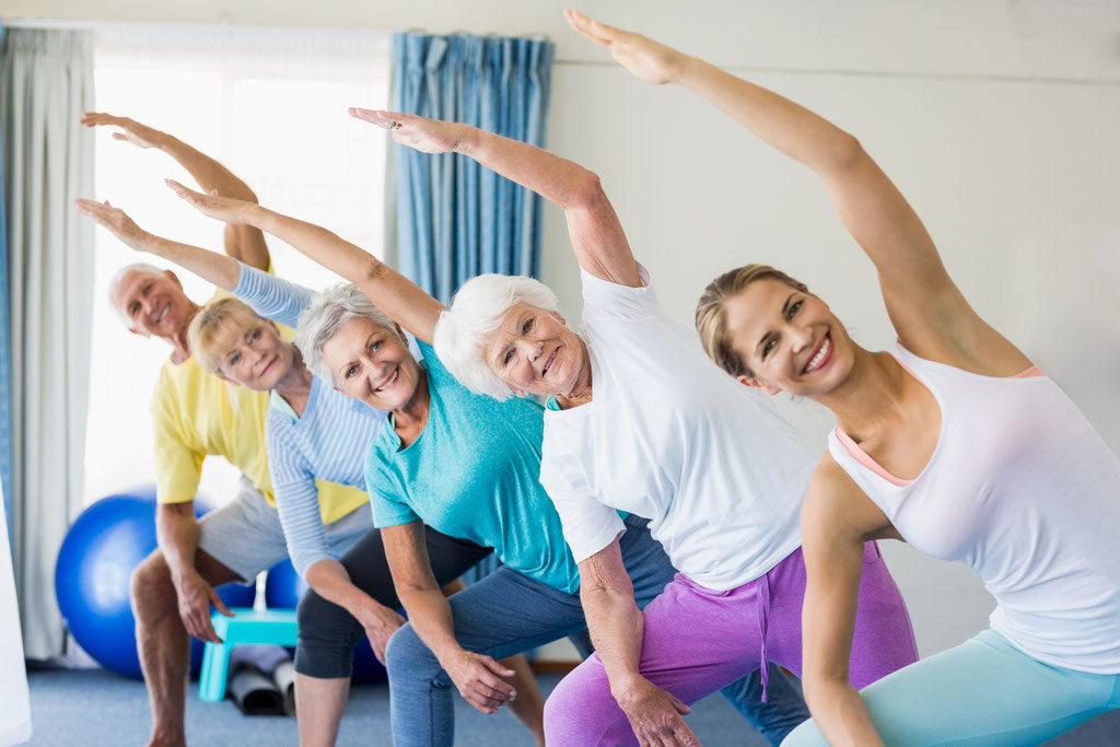 Yoga im Edelweiss - Yoga für Alle!